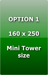 Mini Tower Advert