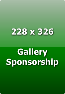 Tall Gallery Sponsorship Advert